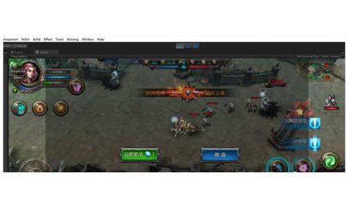 Unity Unity3D手游《最后一战OL》全套完整源代码 + 资源,MOBA类精品+新手视频教程